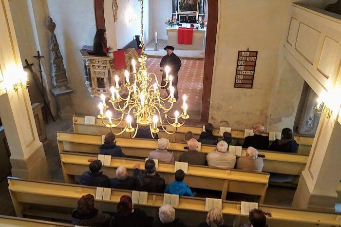 Gemeinsamer Gottesdienst am Reformationstag
