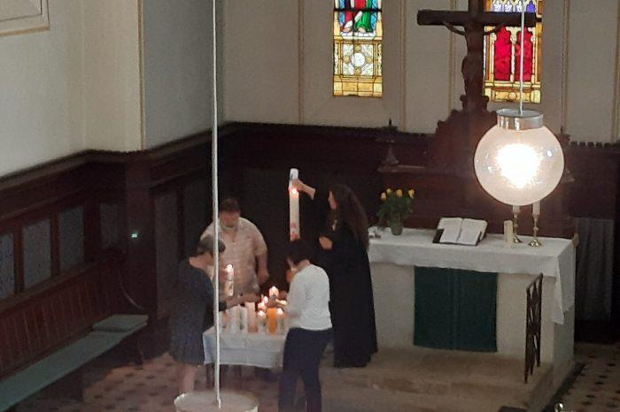 Taufgedächtnis in Groitzsch