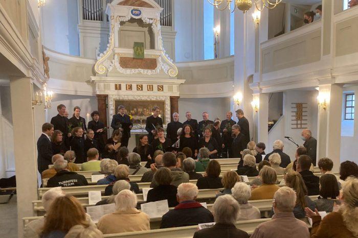 Konzert Cantus Noster Gatzen