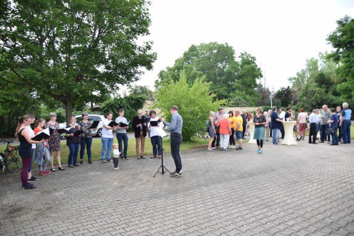 Gemeindefest in Pödelwitz 2021
