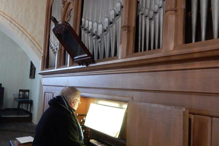 Orgelweihe 2020