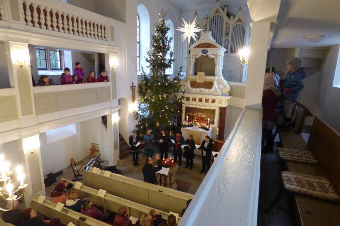 Musikalischer Gottesdienst am 1. Weihnachtsfeiertag
