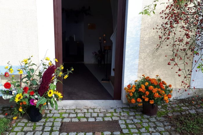 Erntedankgottesdienst in Audigast